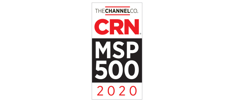 IT Weapons Recognized on CRN's MSP500 List Once Again!