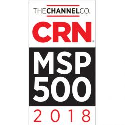 Armes informatiques placées sur le 150 Elite 2018 de la liste 500 du fournisseur de services gérés XNUMX du CRN