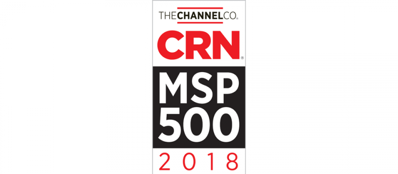 IT Weapons Placed on the Elite 150 of CRN's 2018 Managed Service Provider 500 List