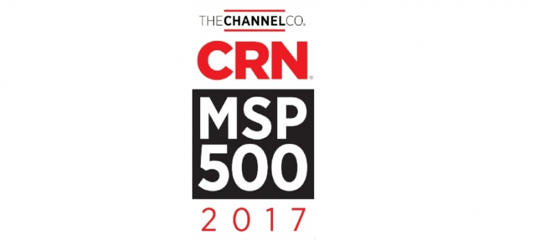 IT Weapons Named to 2017 MSP500 List