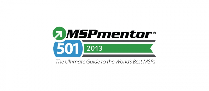 MSPMentor Top 501 Managed Services Providers: ITW Honoured