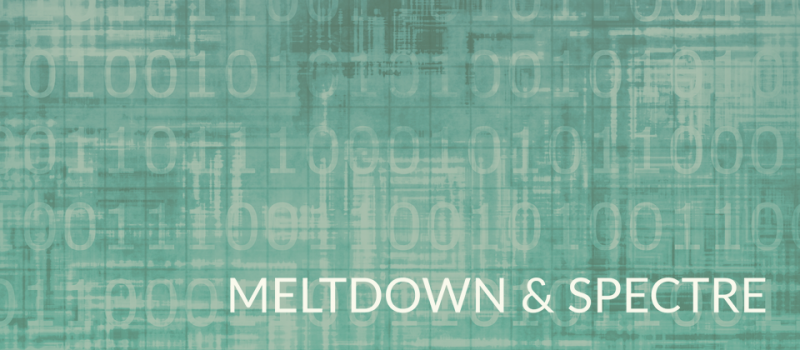 Meltdown and Spectre Show the Value of Managed IT Services