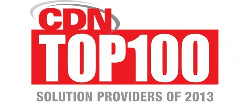 CDN Top 100 Solution Providers of 2013