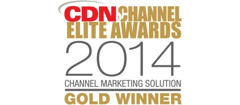 2014 Channel Marketing Solution: Gold