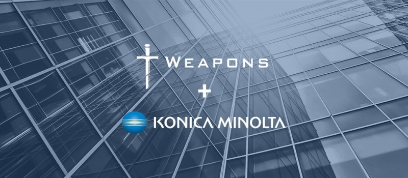 IT Weapons Acquired by Konica Minolta Canada