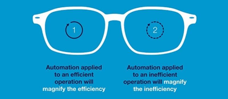 Attention ne signifie pas lent: l'automatisation, l'efficacité et le défi de la gestion du changement
