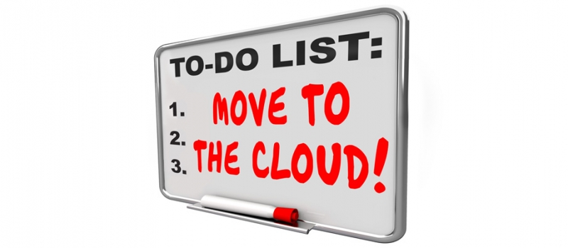 5 Reasons You Should Move to the Cloud