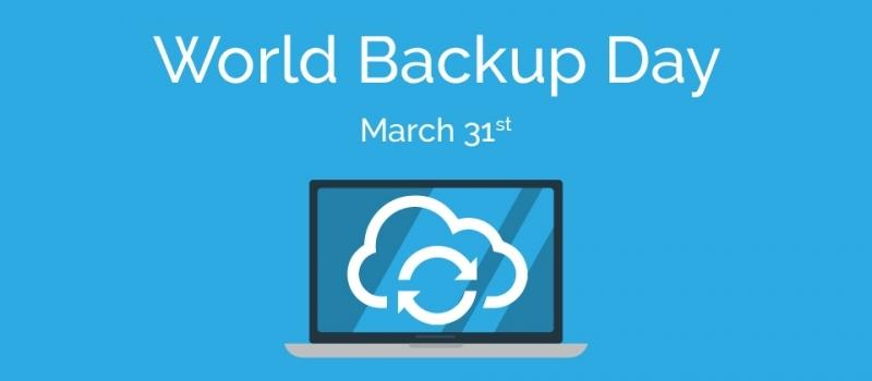 Les risques sont réels: Pourquoi World Backup Day Matters