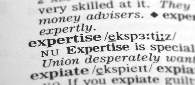 What is Expertise? Book Smart, Street Smart, or just plain Smart?