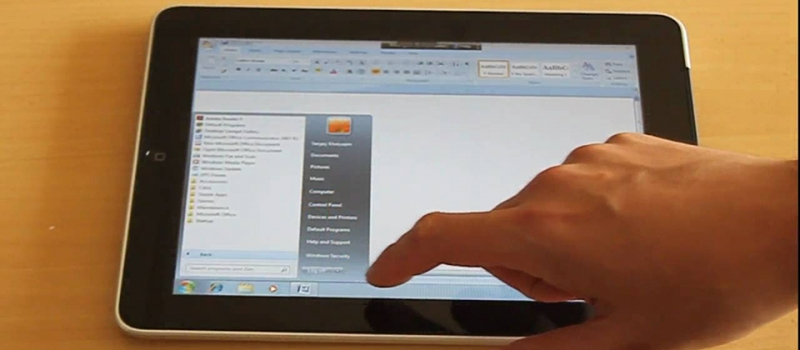 iPads, Citrix and Desktops … Oh My!