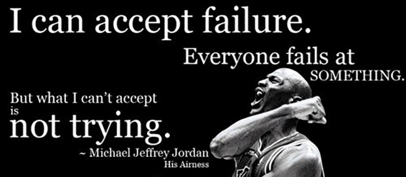 Are you free to fail?