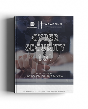 eBook: <br/> Cyber Security 101