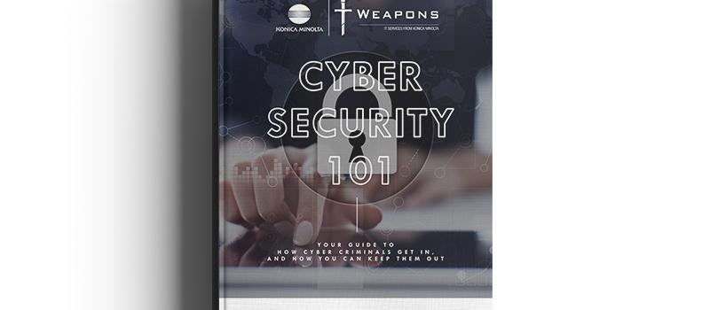 eBook: <br/> Cyber Security 101