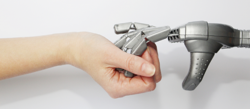 Robots, Innovation, and Future Shaping