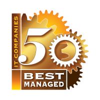 It's True! IT Weapons Named to Canada's 50 Best Managed IT Companies List
