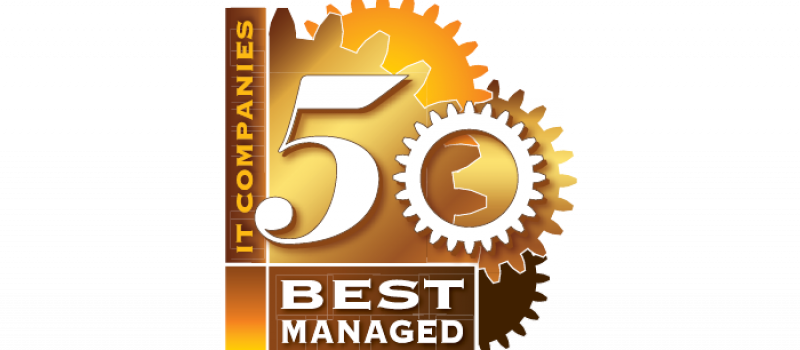 IT Weapons Named to Canada's 50 Best Managed IT Companies List – Again!