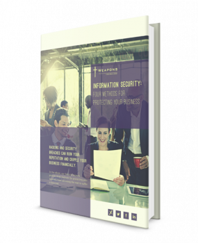 Information Security: Four Methods for Protecting your Business